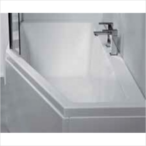 Estuary Bathrooms - Quantum Spacesaver End Panel
