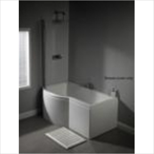 Estuary Bathrooms - Urban Shower Screen
