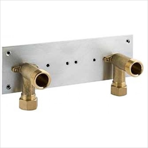 Estuary Bathrooms - Contemporary TMV2 Bar Valve Inc Kit