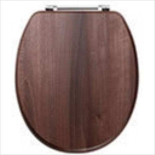 Estuary Bathrooms - Sherwood MDF Seat In Vinyl Wrap