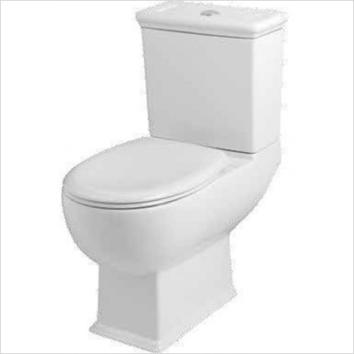 Estuary Bathrooms - Cheltenham Soft Close Seat