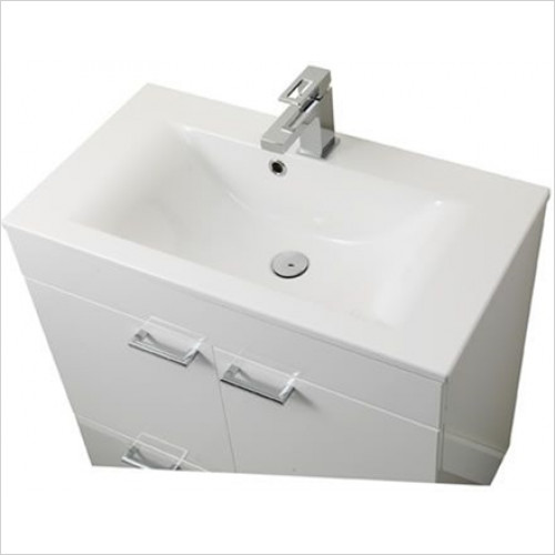 Estuary Bathrooms - Faro 580mm Cast Top