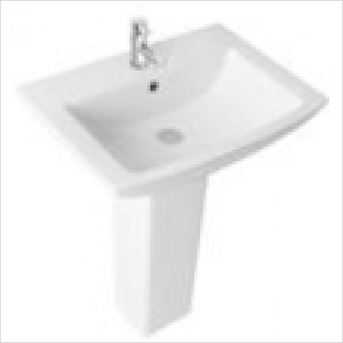 Estuary Bathrooms - Ultima Pedestal