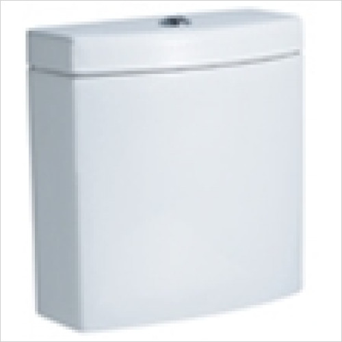Estuary Bathrooms - Quadro Cistern With Fittings
