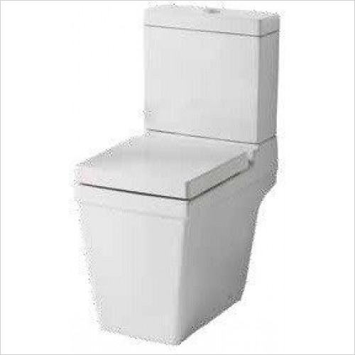 Estuary Bathrooms - Quba Soft Close Seat