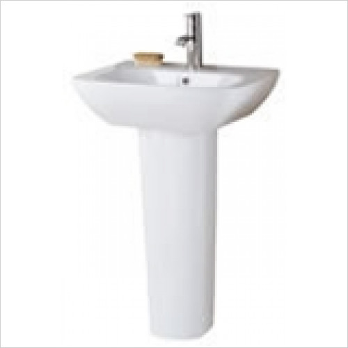 Estuary Bathrooms - Wingrave Pedestal