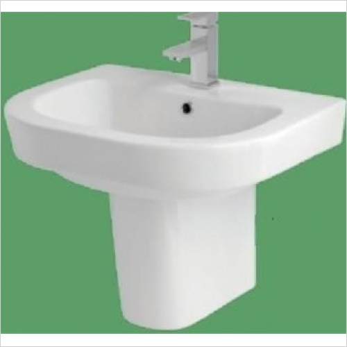 Estuary Bathrooms - Metro Semi-Pedestal