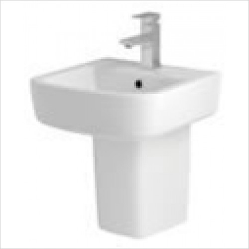 Estuary Bathrooms - Minima Semi-Pedestal