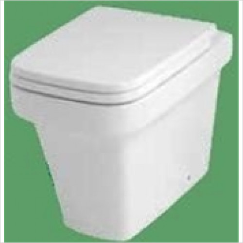 Estuary Bathrooms - Minima Back To Wall Soft Close Seat
