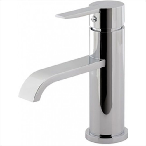 Estuary Bathrooms - Prado 550 Mono Basin Mixer, Clicker Waste
