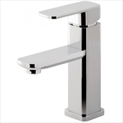 Estuary Bathrooms - Prado 650 Mono Basin Mixer, Clicker Waste