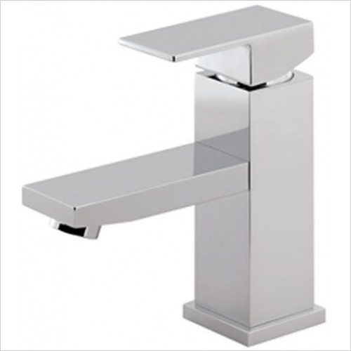 Estuary Bathrooms - Prado 700 Mono Basin Mixer, Clicker Waste