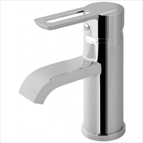 Estuary Bathrooms - Hooper Mono Basin Mixer, Clicker Waste