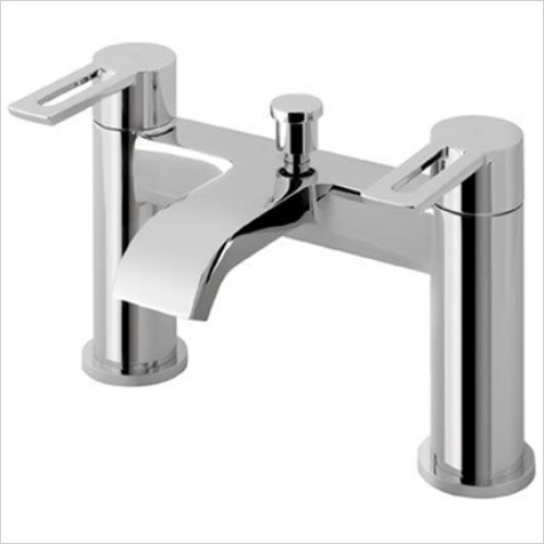 Estuary Bathrooms - Hooper Bath Shower Mixer With Kit