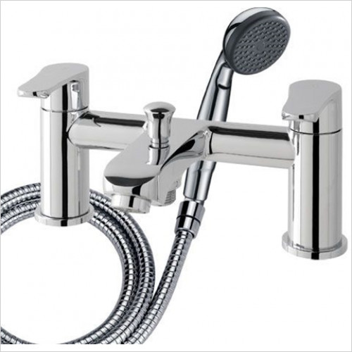 Estuary Bathrooms - Linslade Bath Shower Mixer With Kit