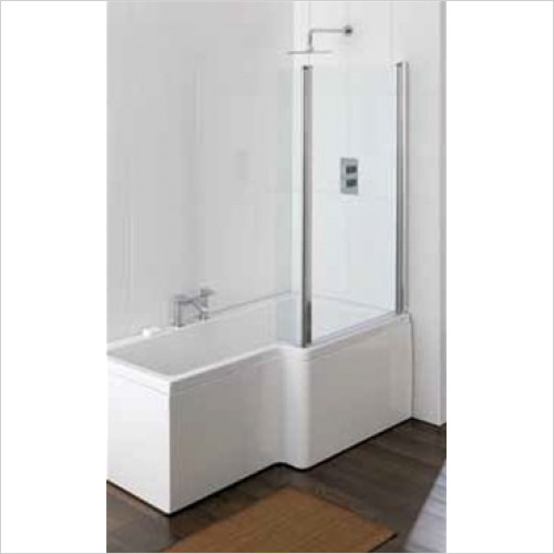 Estuary Bathrooms - Quantum Type 1 Screen