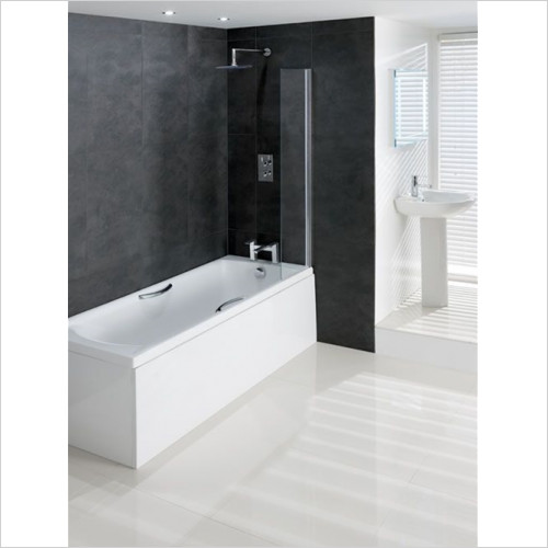 Estuary Bathrooms - Bathguard 300 x 1400 x 6mm