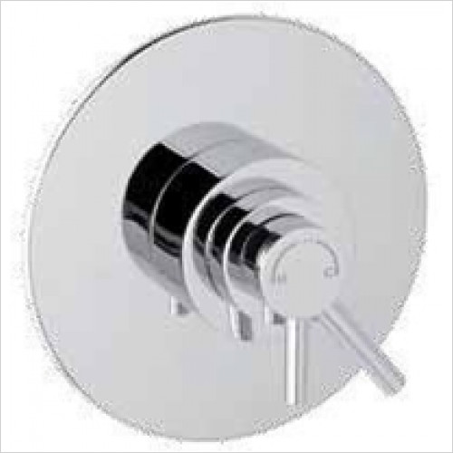Estuary Bathrooms - Thermostatic Lever Concealed Shower Valve